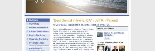 Orange County Dental Specialists