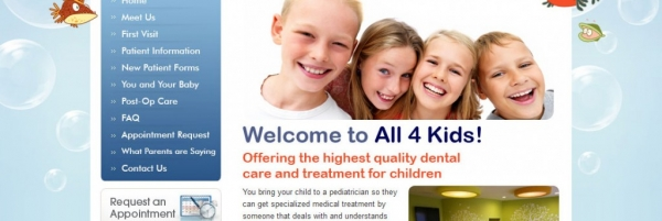 All 4 Kids Dentistry