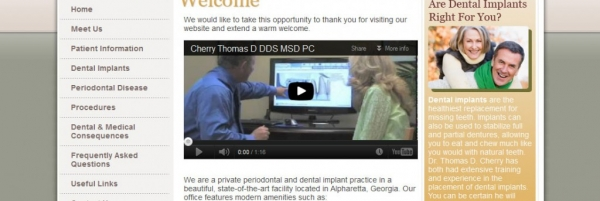 Thomas Cherry, DDS, MSD