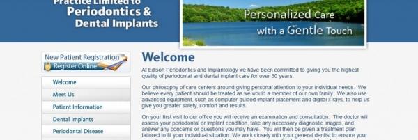 Edison Periodontics & Implant Dentistry