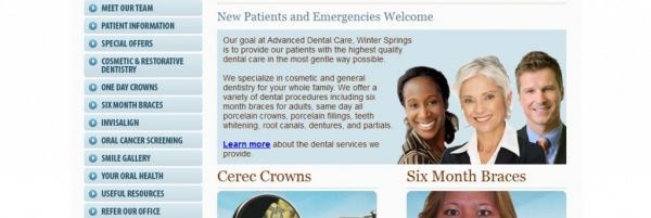 Advanced Dental Care of Winter Springs