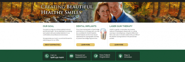 Dr. Marvin Budd Periodontics & Implantology